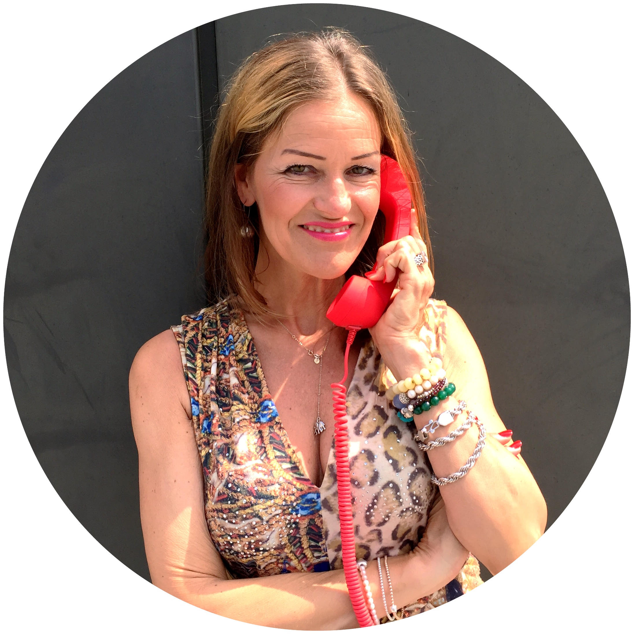 Maria Hans - Contact