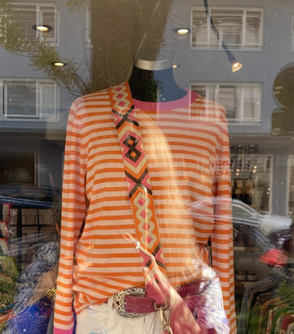 Orange, die Sommerfarbe 2021